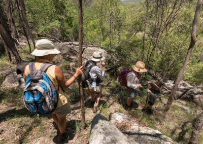 Bushwalking Experience at Gilberton Outback Retreat