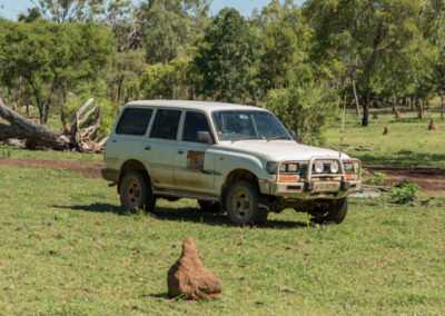 4wd Experience at Gilberton Outback Retreat