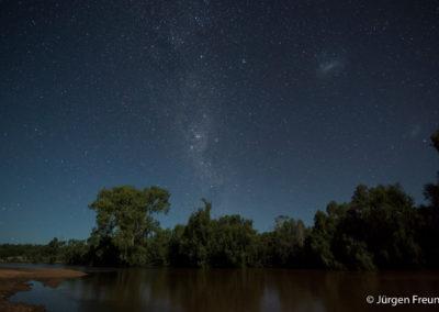 Night Skies in Outback Australia